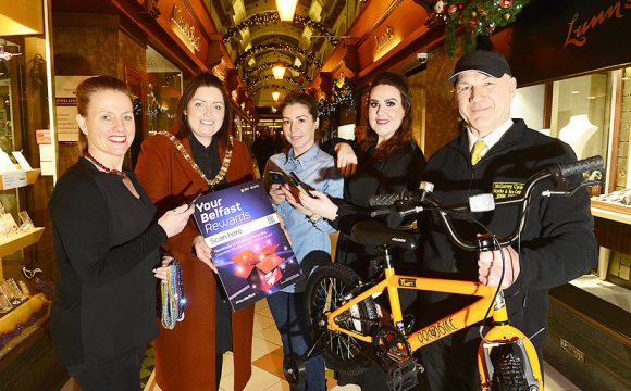 New 'Your Belfast Rewards' App Offers Hundreds of Prizes to Shoppers