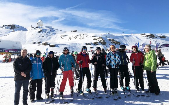 Tour Operator Hosts Agents in Sierra Nevada