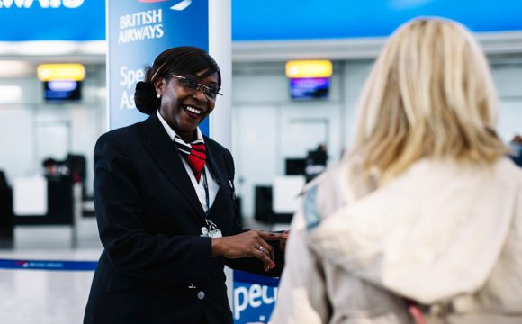 British Airways' Celebrates Its Customers with Disabilities