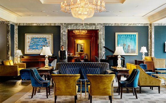 Five Stars from the AA for InterContinental Dublin
