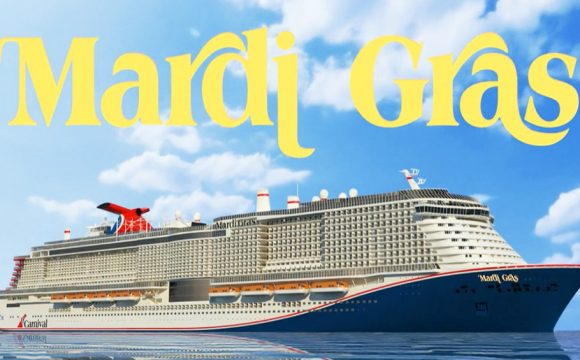 Carnival Announce New Ship to be Named Mardi Gras