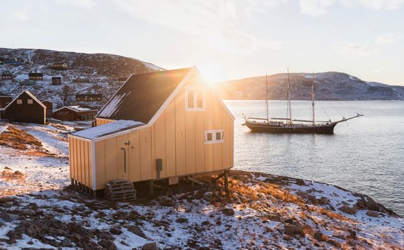 Fancy a Stay in The Most Remote Hotel in the World?
