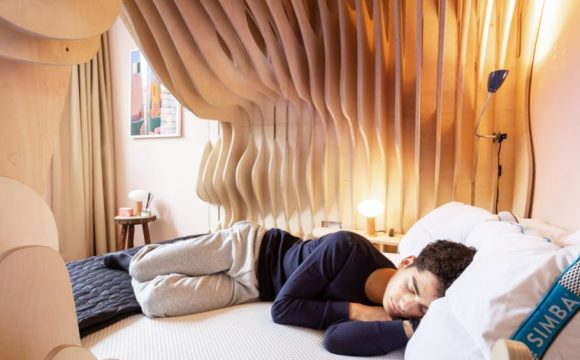 Hotel Opens a Womb Room to Help Guests Sleep Like a Baby