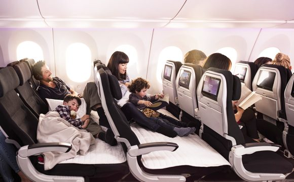 Air New Zealand Scoops Two Awards