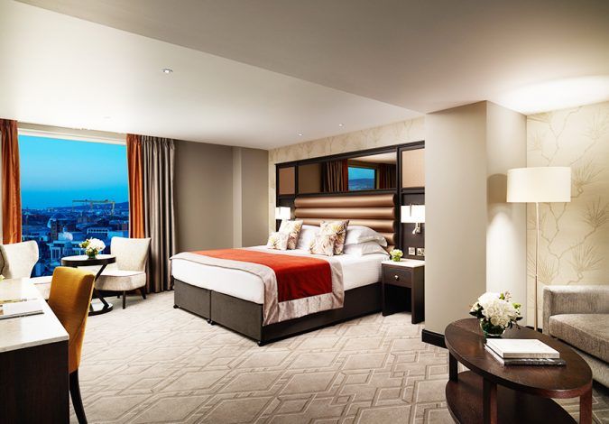 Win a Luxurious Overnight Break in the Grand Central Hotel