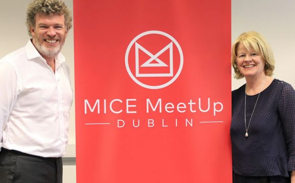 First Dedicated MICE Networking Event For Dublin