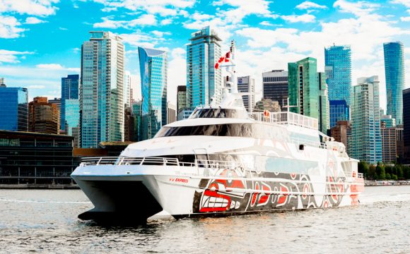 Explore Vancouver and Victoria via Catamaran