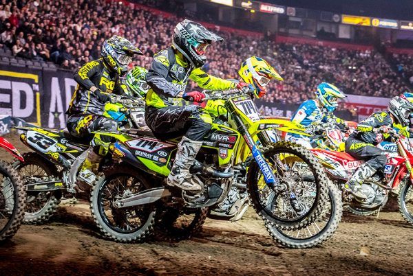 Local Talent to Take Centre Stage at Belfast Arenacross!