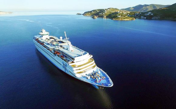 Celestyal Cruises to Feature in New Cruising with Jane McDonald Series
