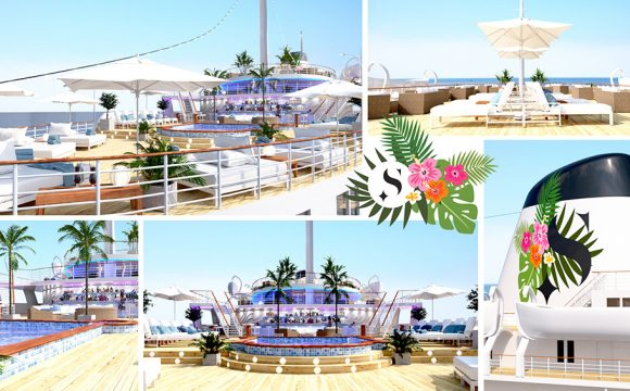 Hotel Developer Plans Ibiza-style Floating Hotel