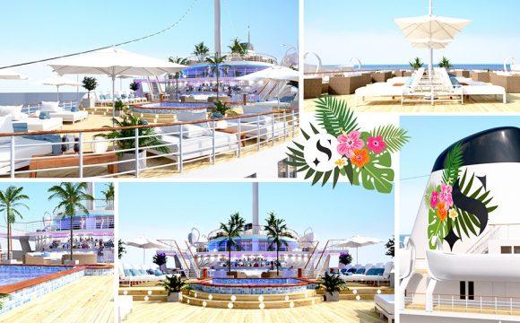 Hotel Developer Plans Ibiza-style Floating Hotel