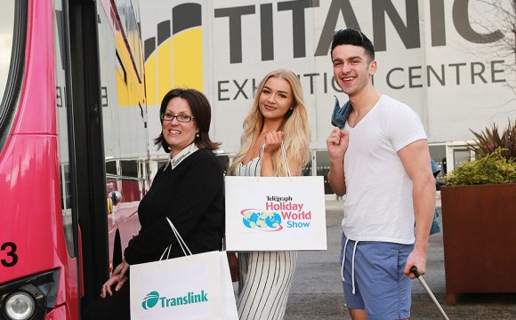 Going Our Way? Translink Teams up with Holiday World