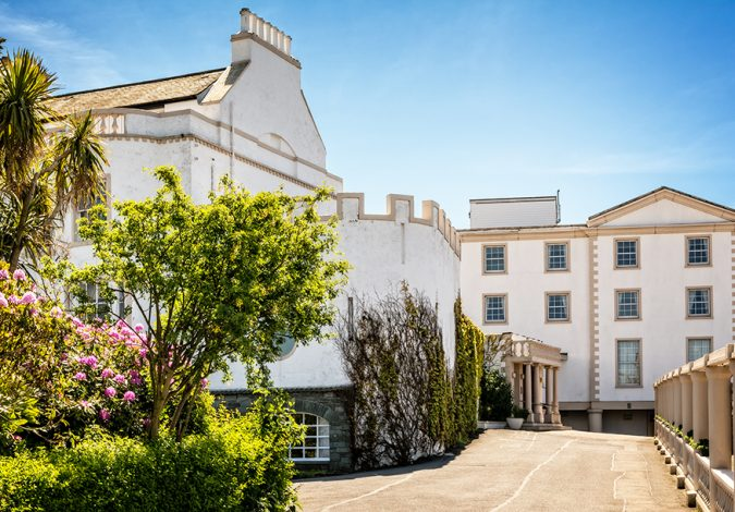 Win a Short Break in Scotland at North West Castle