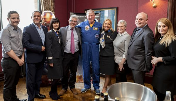 American Holidays | Lunch with Astronaut Jon McBride