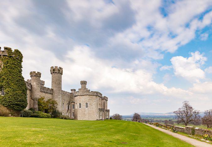 Win a Four Night Break to Bodelwyddan Castle in North Wales