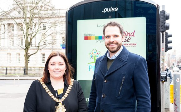 Network of Life-Saving Tech Goes Liv in Belfast