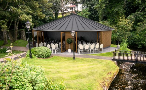 Ballygally Castle Plans New Wedding Pavilion