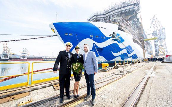 Princess Cruises Celebrates Major Milestones