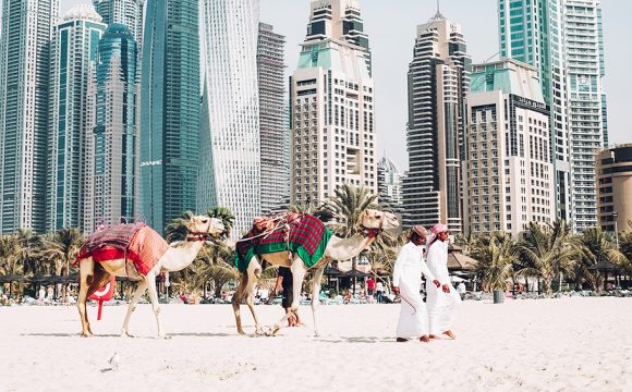 Free Tickets to Dubai Parks and Resorts!