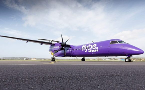 Rival Airlines Eye Up Flybe Routes