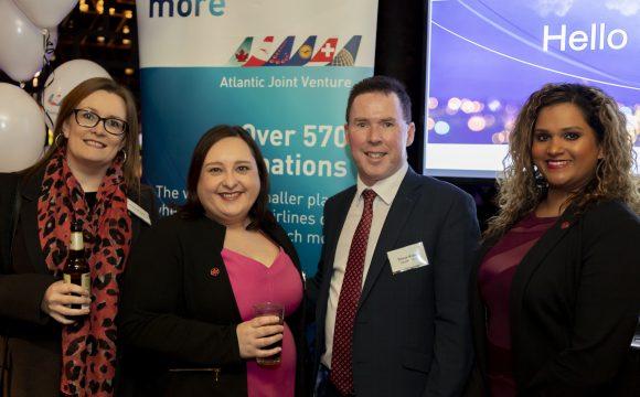 Atlantic Joint Venture | Belfast Roadshow 2019