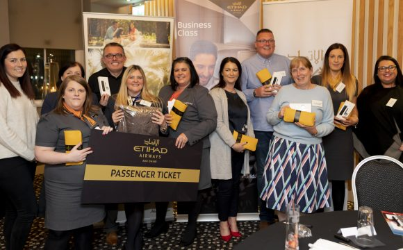 Etihad Airways and Abu Dhabi Tourism Event | Ten Square, Belfast