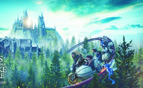 Hagrid's Magical Creatures Motorbike Adventure Revealed
