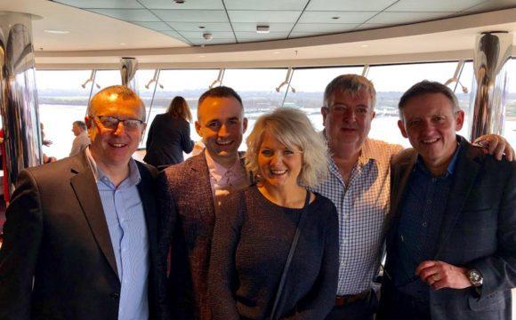 Northern Ireland Travel Trade attend MSC Bellissima Launch
