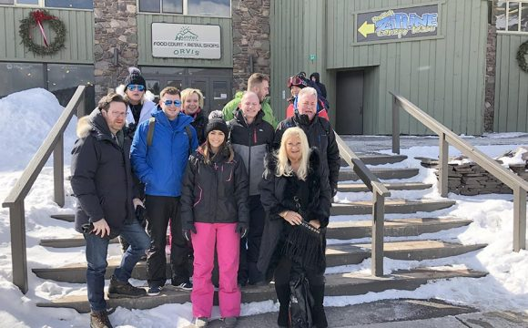 Local Travel Agents Experience Hunter Mountain Ski Resort