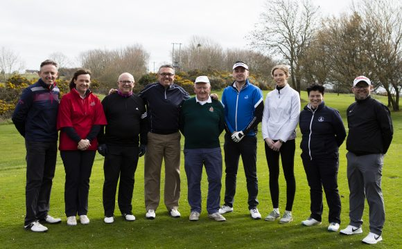 NI Travel Trade Golf Society Outing