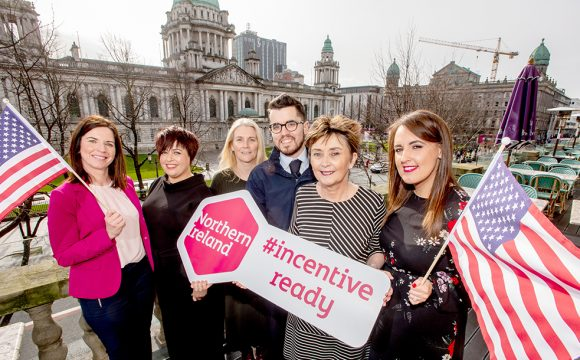 Northern Ireland Incentive Ready for US Buyers in New York