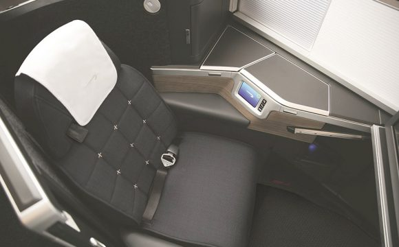 New Business Class Seat Unveiled by British Airways