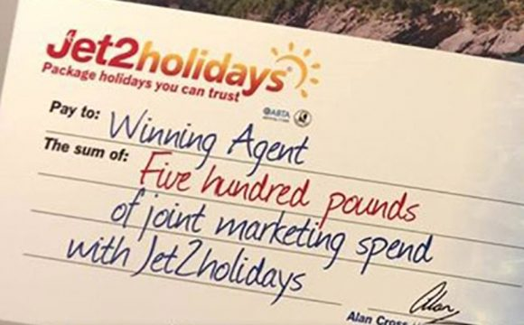 March Incentive for Independent Travel Agents