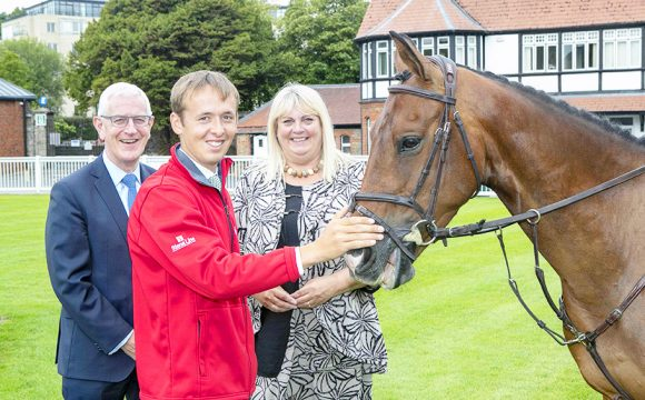 Stena Line Launches Second Year as Title Sponsor of the Dublin Horse Show