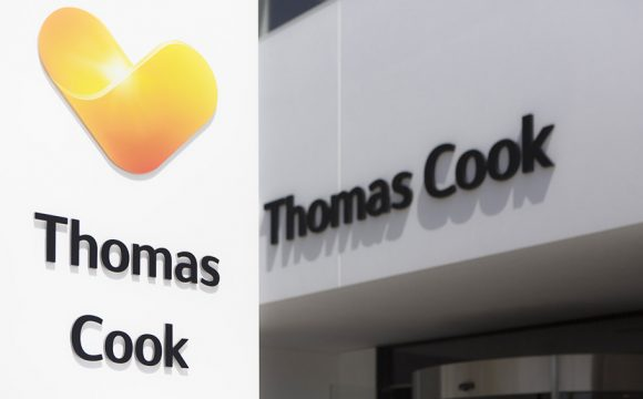 Holiday Giant Thomas Cook Collapses