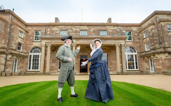 'Be Our Guest' at Hillsborough Castle Over Easter