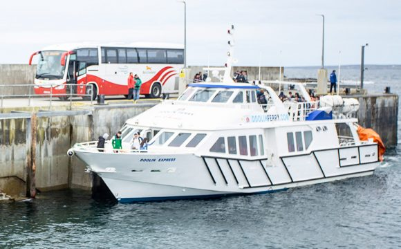 Explore the Wild Atlantic Way with Bus Eireann's Route 350