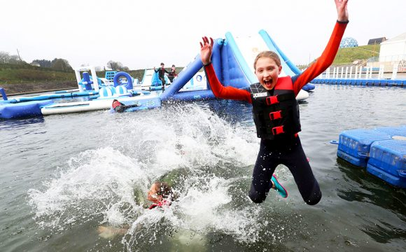 Water Sports and Activity Resort Splashes into Carryduff