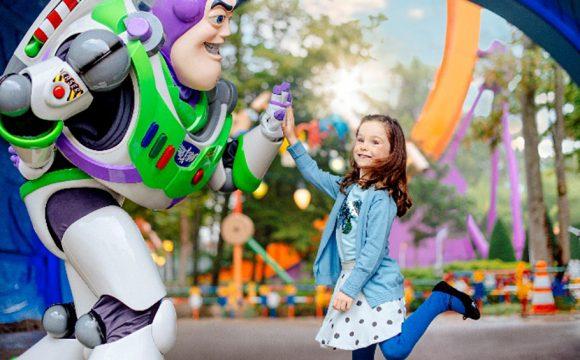 11-Day 'Toy Story Play Days' Celebration at Disneyland Paris