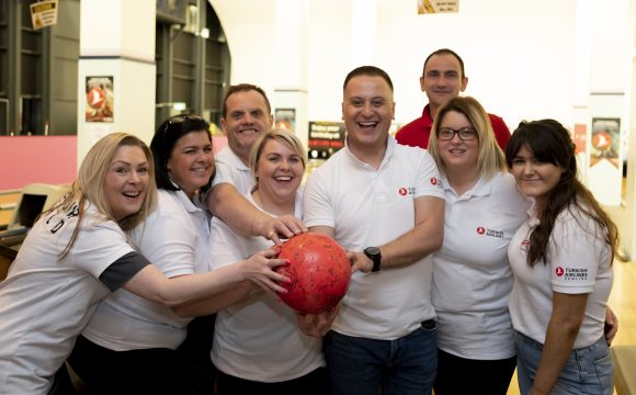 Turkish Airlines Bowling Tournament 2019 | Odyssey Bowl, Belfast