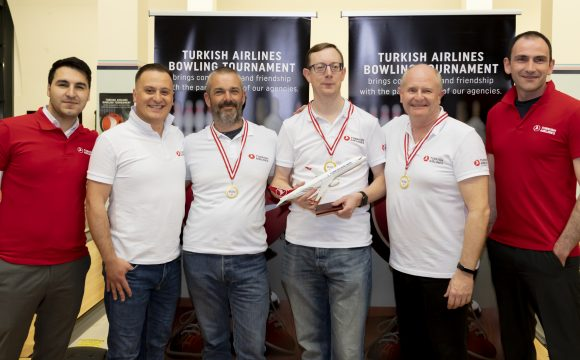 Belfast Travel Agents Headed to Bowling Final in Istanbul