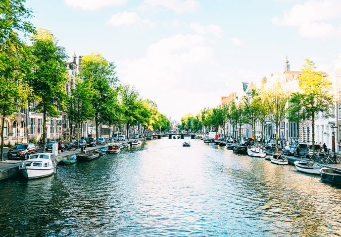 Win a Pair of Return Flights to Amsterdam