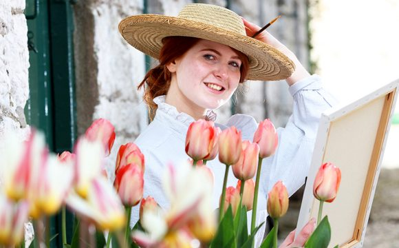 Hop to the Tulip Festival This Bank Holiday Weekend!