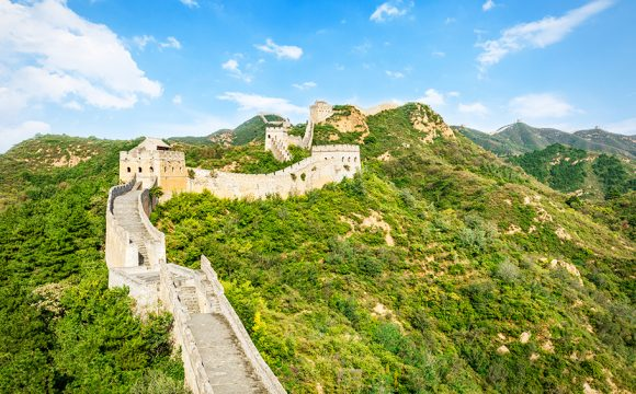 Nine of the Most Visited World Heritage Sites