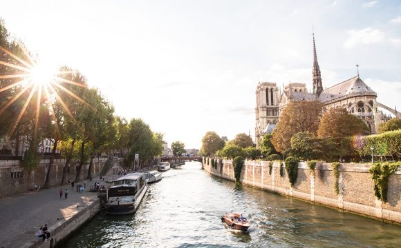 Air France Pledge Free Flights to Aid Notre-Dame Reconstruction