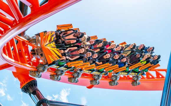 Thrill-Seekers Can Now Take On Tigris