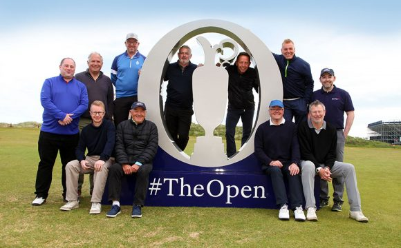'Drive' to Promote Northern Ireland and 148th Open