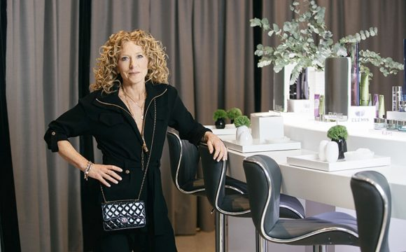 Kelly Hoppen Redesigns British Airways Travel Spas