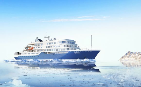 Oceanwide Expeditions' New ship Hondius to Embark on Maiden Voyage
