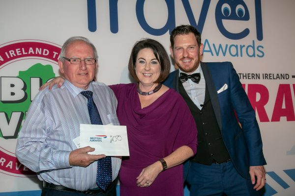 Charity Ballot | The BIG Travel Trade Event 2019 | Hilton Hotel, Templepatrick